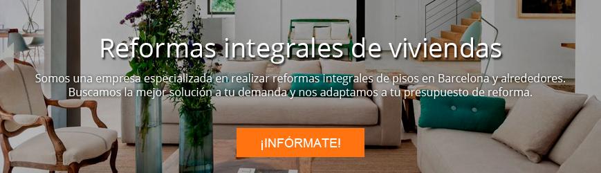 Adapta Reformas: tu empresa de reformas en Barcelona. Reforma completa de viviendas sin sobrecostes.